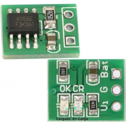 Mini Cargador Pcb de Litio TP4056