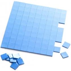 Aislante de silicona para transistores Semiconductores