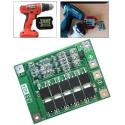 PCM 3S para Baterías de Litio 11.1-12.6v. 40A V2.3