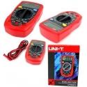 Multímetro Digital UT33 Multifunción