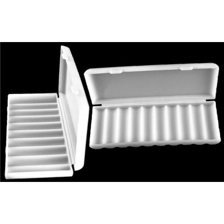 Caja protección de Baterías 10x18650