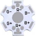Circuito Impreso para Led GRB (RGB) 6 Pin 20mm