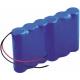 Pack Batería NI-MH Recargable AA de 7.2v.