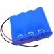 Pack Batería NI-MH Recargable AA de 4.8v.