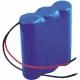 Pack Batería NI-MH Recargable AA de 3.6v.