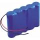 Pack Batería NI-MH Recargable AA de 6v.