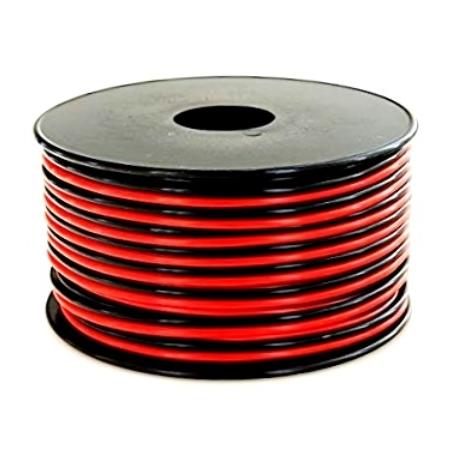 Cables Paralelos Bicolor en rollos de 5 y 10 metros
