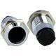 Mirillas metálica extraplana para Led 10mm