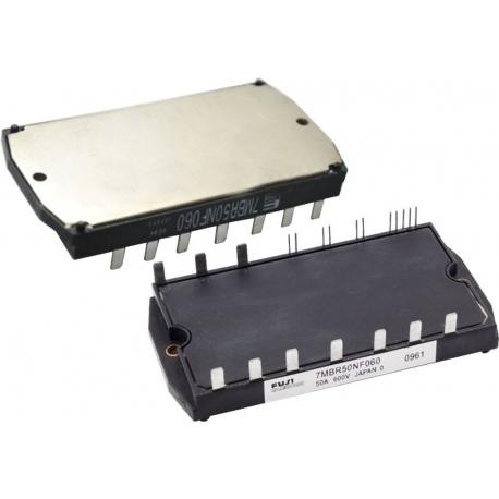 7MBR50NF060 fuji Módulo IGBT