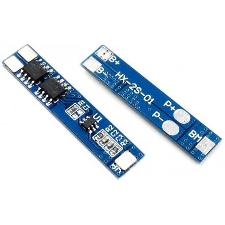 PCM 2S para Baterías de Litio 7.4v HX2S