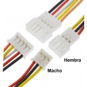 Conectores JST PH 2mm con Cables