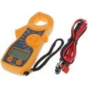 Tester Amperimetro Digital Pinza MT087