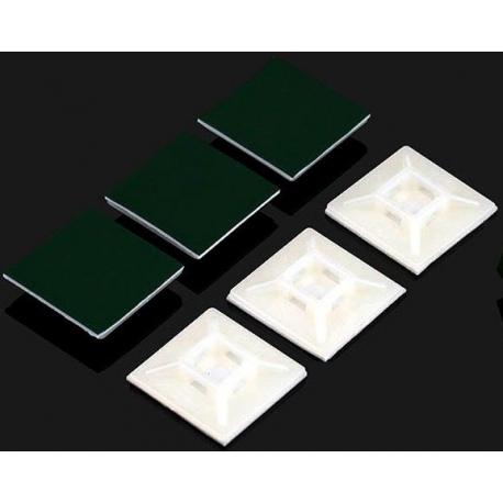 Base soporte adhesivo para Bridas