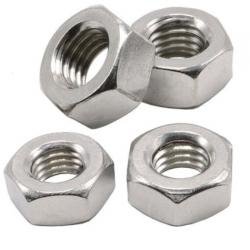 Micro Tuercas de Acero M1, M1.2, M1.4, M1.6, M1.8, M2