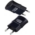Cargador enchufe USB para Litio 220v-5v.1.2A