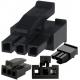 Conectores MATE-N-LOK 3mm 3pin