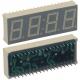 Display Led cuatro dígitos Anodo común 28pin
