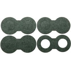 Aislantes Adhesivos de Papel para Pack de Baterías en Línea 2-3-4-5-6
