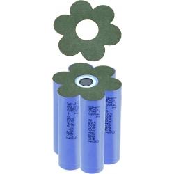 Aislantes de Papel para de 6-7 Baterías