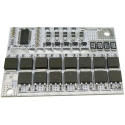 PCM 5S para Baterías de Litio, 18.5v. 80-100A