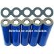 Aislante adhesivo de Papel para Pack de 5 Baterías Positivo