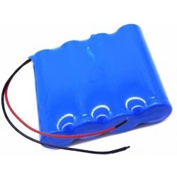 Pack de Baterias Samsung INR18650-26J/Sanyo UR18650-ZT