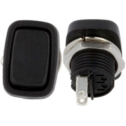 Mini Interruptor basculante (Rocker) 2 posiciones sin serigrafía