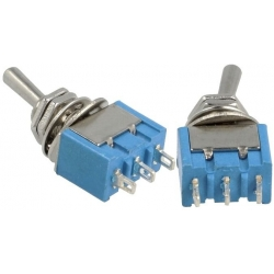 Interruptor de Palanca Vertical 1C2P-5.7