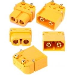 Conector XT60PW para Circuito Impreso PCB