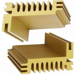 Disipador Térmico para Transistores 55x28mm