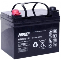 Bateria Plomo Gel recargable de 12v.36A