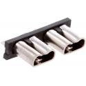 Faston Porta Fusibles Hembras 4.8mm para ATC, ATO