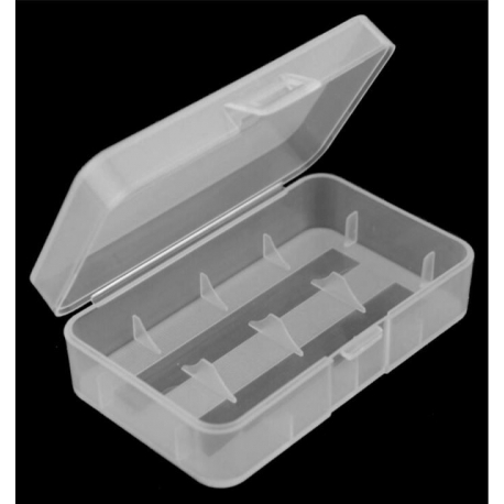 Caja de 2 Baterías de 20700 o 21700