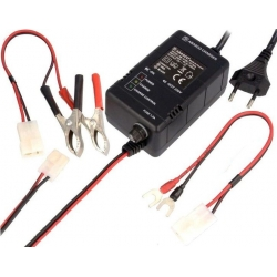 Cargador de Baterías Gel 12v, 1 Amperio