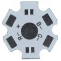 Circuitos Impresos Led RGB de 4 pin Blanco