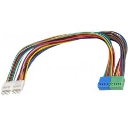 Conector Quadlock 24pin con Cables