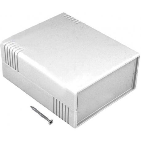 Caja de ABS de 89x64x47mm con tapas desmontables