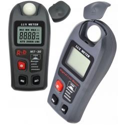 Luxómetro Digital MT30
