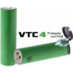Bateria Litio Sony-Murata 18650VTC4 2100mAh, 30A