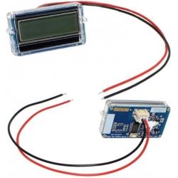 Indicador de capacidad de baterías de litio Voltímetro 3 a 15s