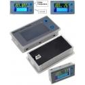 Indicador de capacidad de baterías de litio Voltímetro 3 a 24s