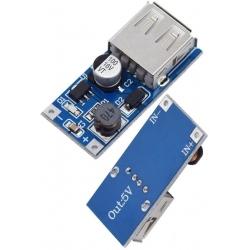 Fuente Circuito Alimentacion DC-DC USB 0.9-5v a 5v
