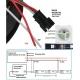 Tiras de Led WS2812B Pixel IP20 Forma S 60 Led Metro