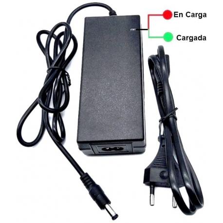 Cargador para Pack Baterías de Litio 36v., 42v.