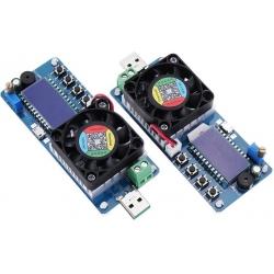 Monitor Tester LCD de capacidad para baterías Litio, Li-po