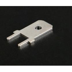 Faston macho PCB 4.8x14mm