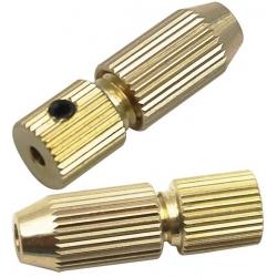 Mini mandril 25x8mm para taladros