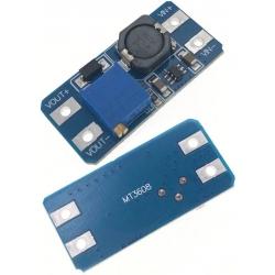 Mini Fuente DC-DC USB y Micro USB 5 a 3.7v.