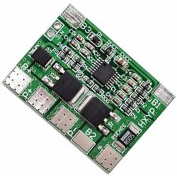 PCM 4S para Baterías de Litio 14.8v. 8A.