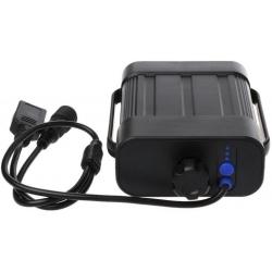 Porta Baterías 3x26650 o 18650 Cables USB